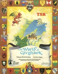 The World of Greyhawk