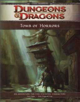 Tomb of Horrors 4th Edition
