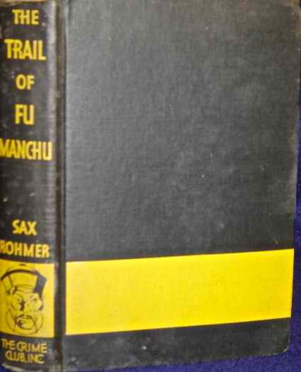 Trail Doubleday spine