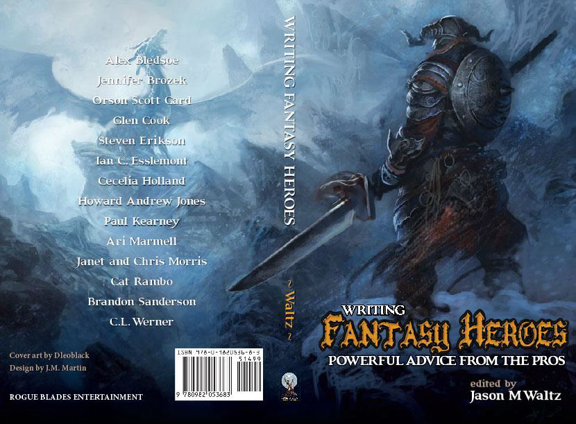 black gate articles tell us about your ideal fantasy hero and  writing fantasy heroes