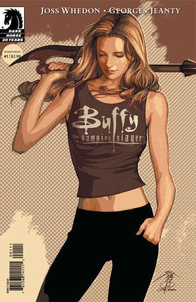buffy comic