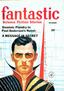 Fantastic Science Fiction Stories December 1959