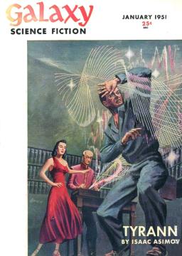 Galaxy Science Fiction January 1951-small