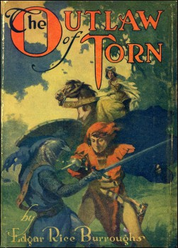 Outlaw of Torn 1st ed