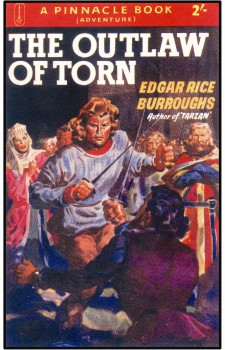 Outlaw of Torn Pinnacle Cover