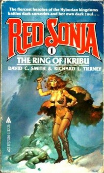 Red Sonja 1 - The Ring of Ikribu