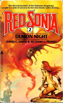 Red Sonja 2 - Demon Night