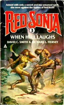 Red Sonja 3 - When Hell Laughs