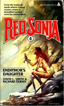 Red Sonja 4 - Endithors Daughter