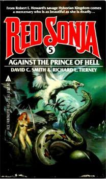Red Sonja 5 - Against the Prince of Hell