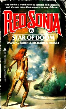Red Sonja 6 - Star of Doom