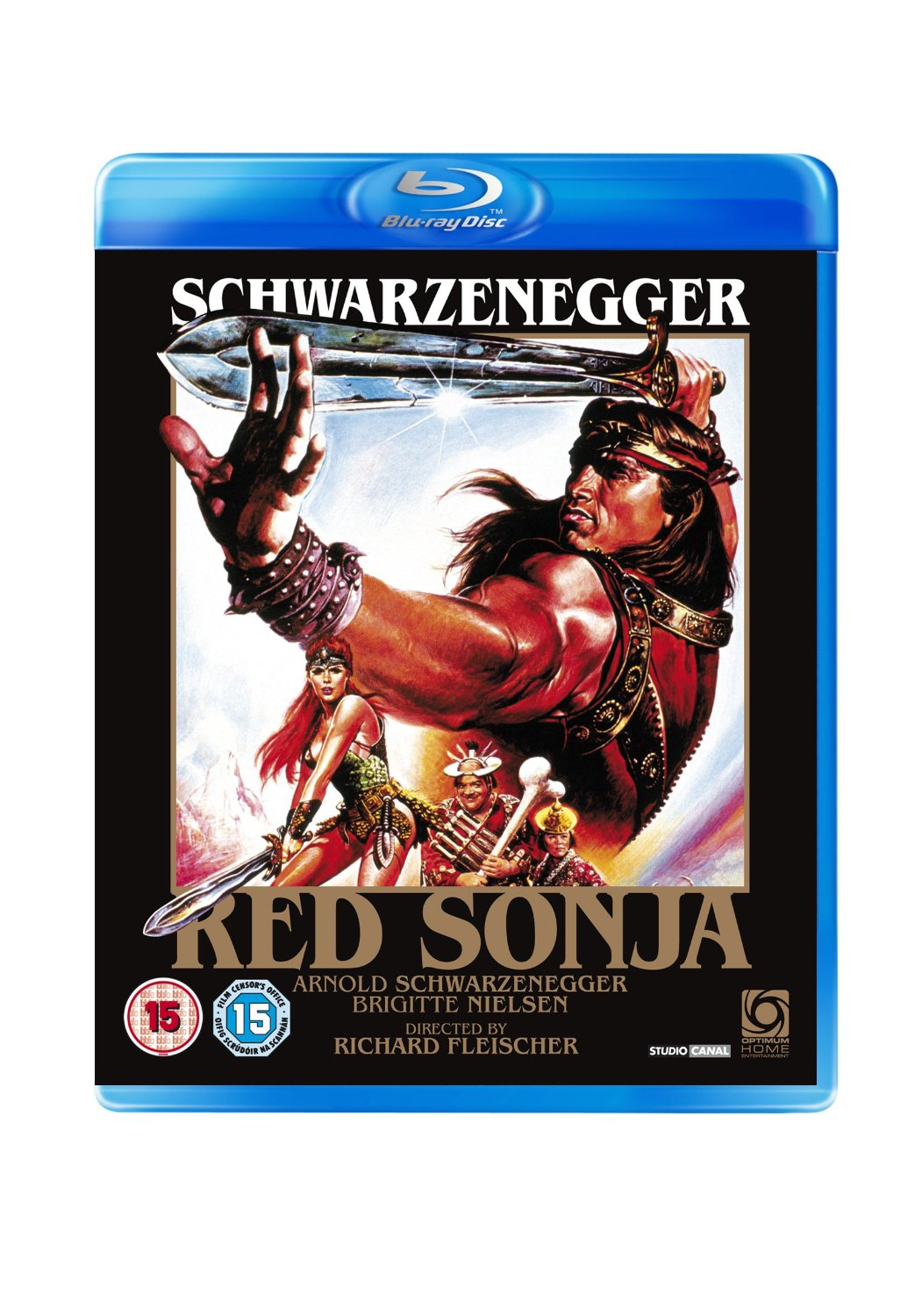 Black Gate » Articles » Red Sonja: The Movie