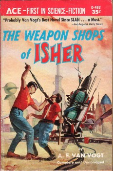 The Weapon Shops of Isher