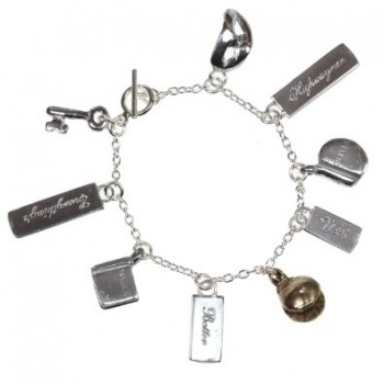 Charm Bracelet designed for Kat, Incorrigible (UK title: A Most Improper Magick)