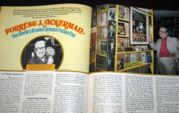 Forrest J Ackerman Starlog 1978-2