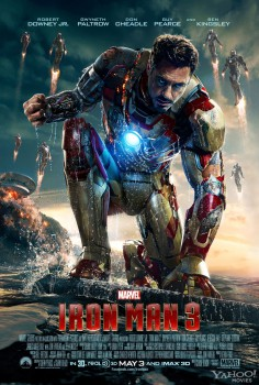 Iron Man 3 Poster Main