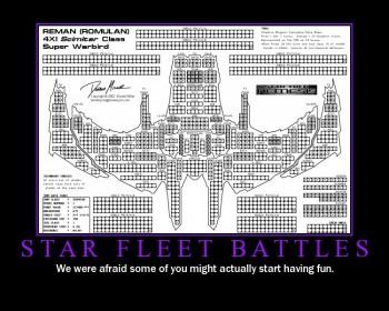 Star Fleet Battles is crazy