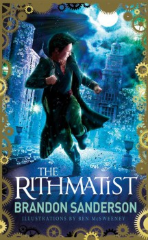 The RithMatist paperback cover