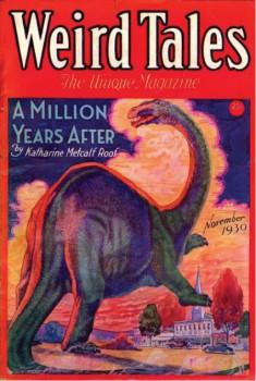 Weird Tales November 1930