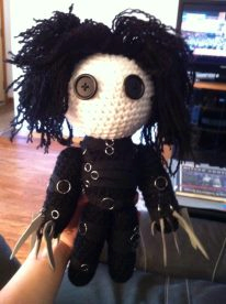 Edward Scissorhands doll