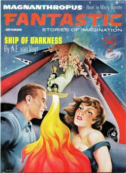 Fantastic Stories September 1961