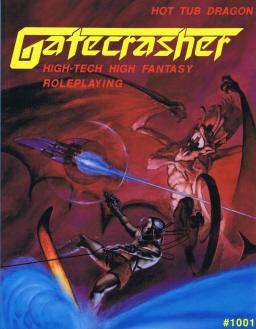 Gatecrasher Hot Tub Dragon