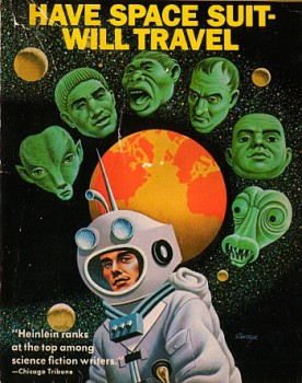 Have Space Suit -- Will Travel