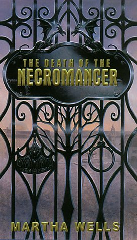 The Death of the Necromancer paperback