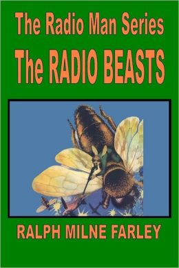 The Pulpville Press edition of The Radio Beasts (2006)