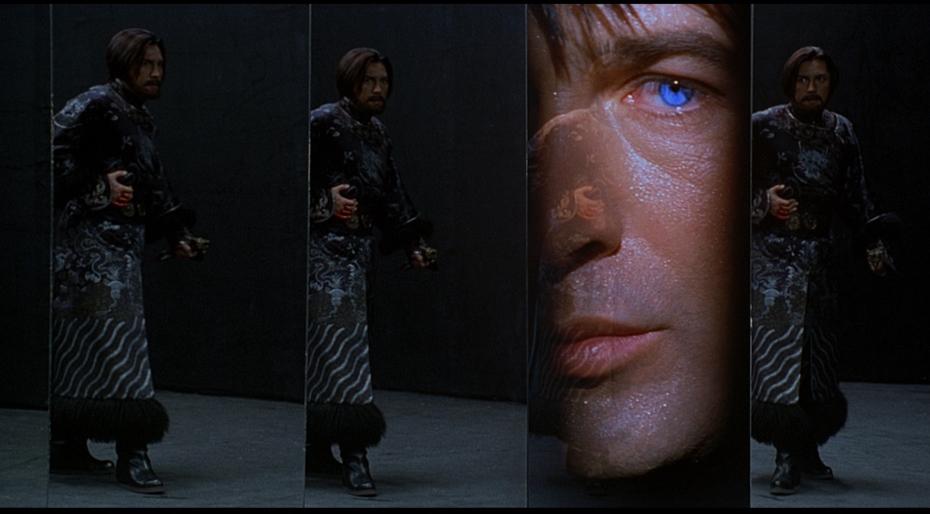 The Shadow Blu-Ray mirrors