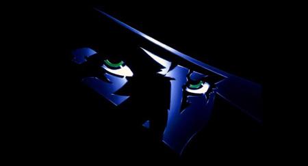 The Shadow Film Logo Eyes
