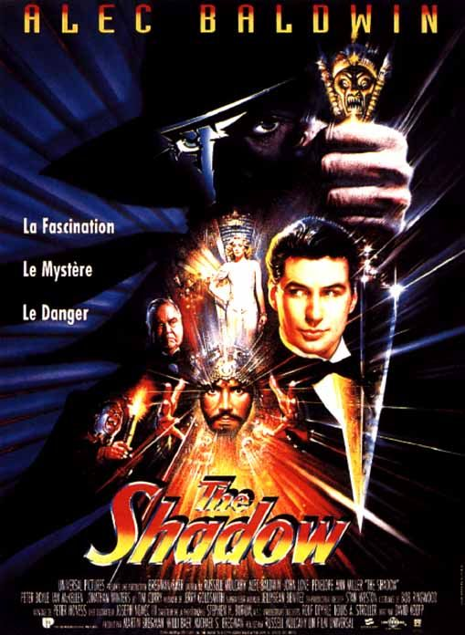 The Shadow International Poster