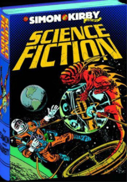 The-Simon-and-Kirby-Library-Science-Fiction