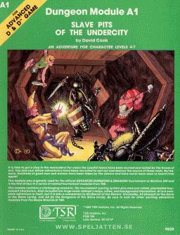 A1 Slaves Pits of the Undercity