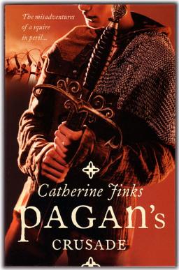 Catherine Jinks Pagan's Crusade-small