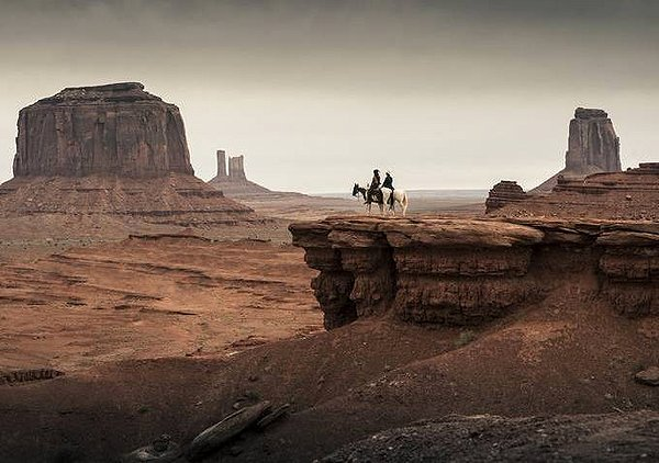 Lone Ranger Monument Valley