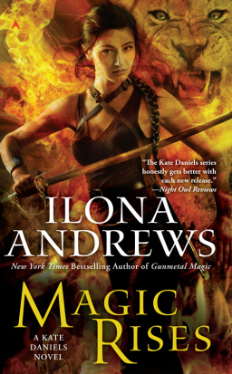 Magic Rises Ilona Andrews-small