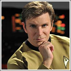 Mignogna as Kirk