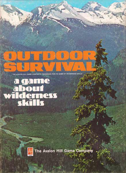 Essay survival wilderness