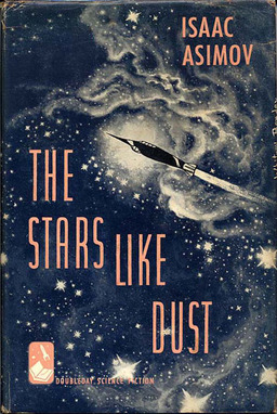 The Stars Like Dust hardcover-small