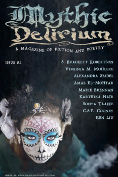 Mythic Delirium cover