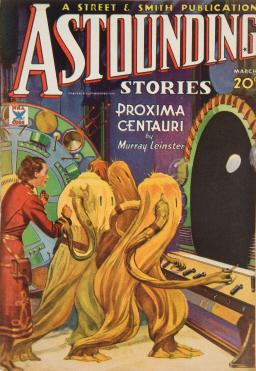 Astounding Stories March 1935