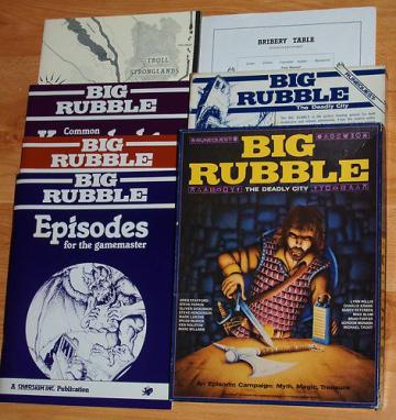 Big Rubble-small