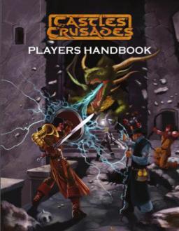 Castles & Crusades Players Handbook-small