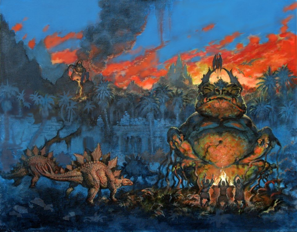 DEEPEST, DARKEST EDEN New Tales Of Hyperborea