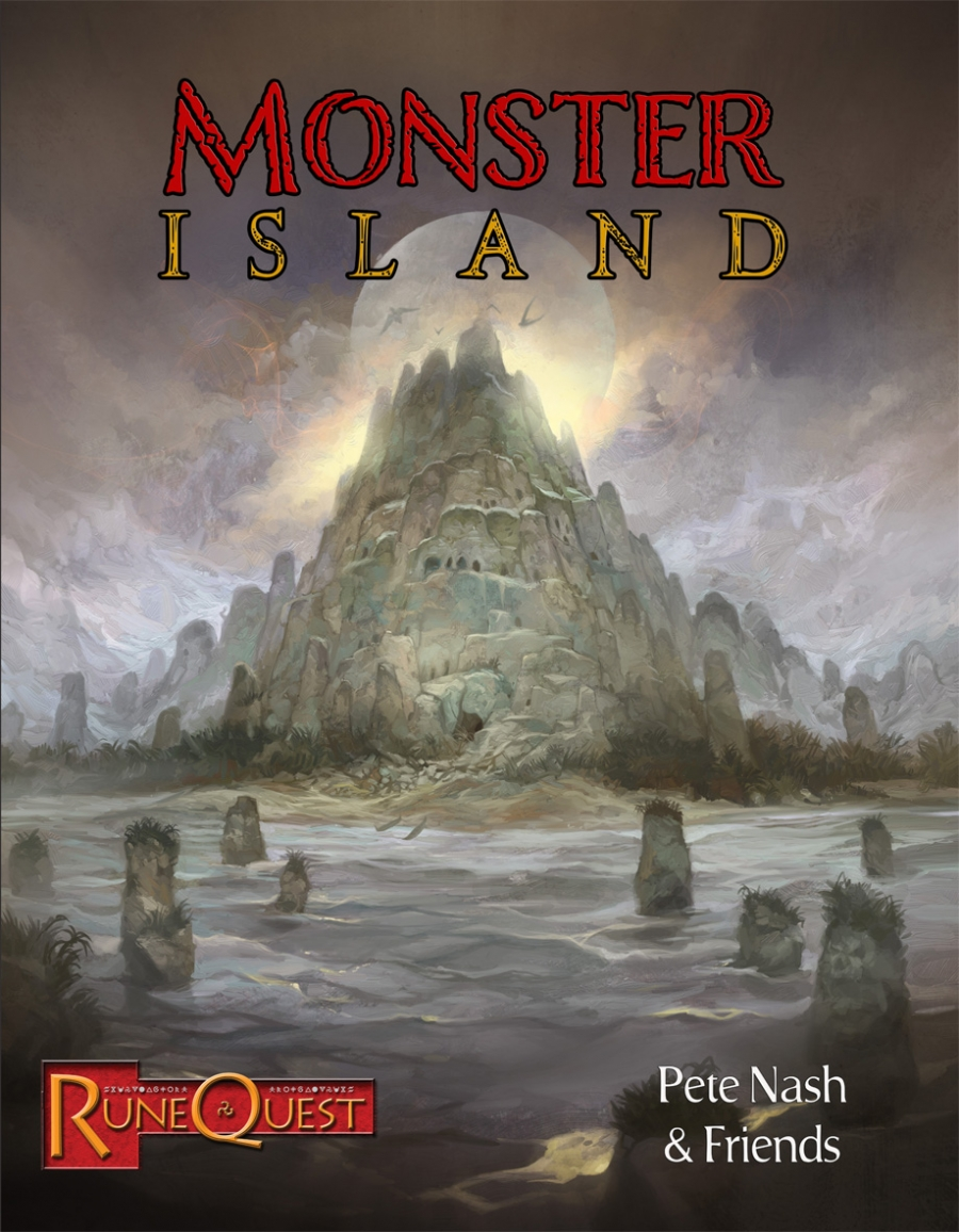 Black Gate » Articles » New Treasures: Monster Island By