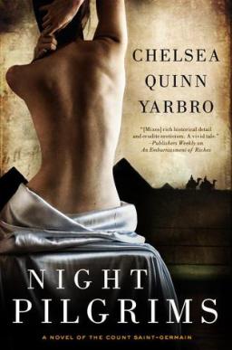Night Pilgrims A Saint-Germain Novel-small