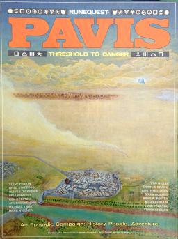 Pavis box small