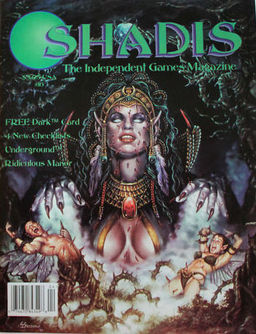 Shadis 16