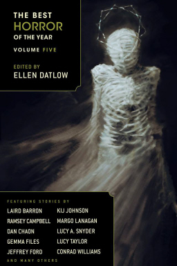 The Best Horror of the Year Volume Five-small